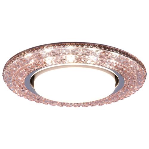 Встраиваемый светильник Elektrostandard 3030 GX53 PK розовый светильник elektrostandard 4690389150111 glow