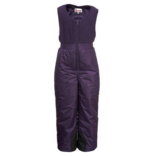 Купить Полукомбинезон Oldos Лонни OAW193T1PT68 размер 92, фиолетовый, Полукомбинезоны и брюки