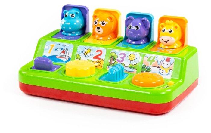 Развивающая игрушка Полесье Игра с сюрпризом