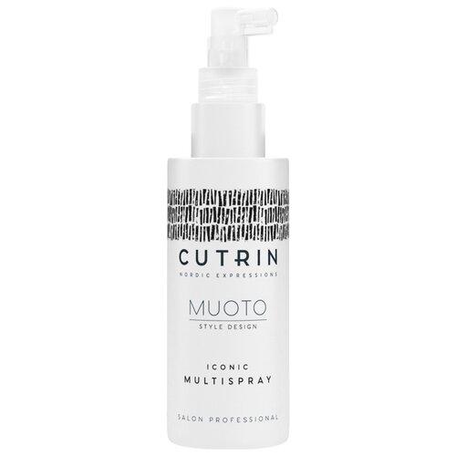 Купить Cutrin Спрей для укладки волос Muoto Iconic, 100 мл