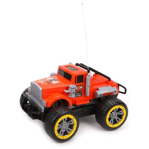 Купить Грузовик K.K Super (3699-A85) 25 см оранжевый, Радиоуправляемые игрушки