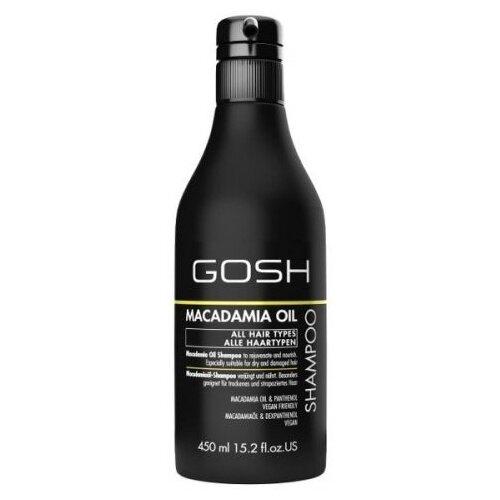 помада gosh gosh go025lwcjyp2 GOSH шампунь Macadamia Oil, 450 мл