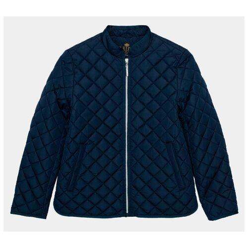 Купить Куртка Gulliver 220GSGC4101 размер 170, темно-синий, Куртки и пуховики