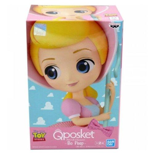 Купить Фигурка Q Posket Pixar Characters: Bo Peep (Ver A) 85501P, Bandai, Игровые наборы и фигурки
