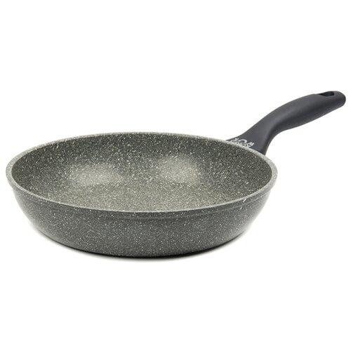 Сковорода Oursson Korea Wok KWF2621MS, 26 см, серый сковорода oursson korea wok kwf2621ms 26 см серый