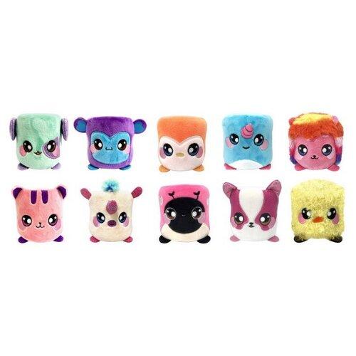 Купить Мягкая игрушка Beverly Hills Teddy Bear Squeezamals Marshmallow 9 см, Beverly Hills Teddy Bear Company, Мягкие игрушки