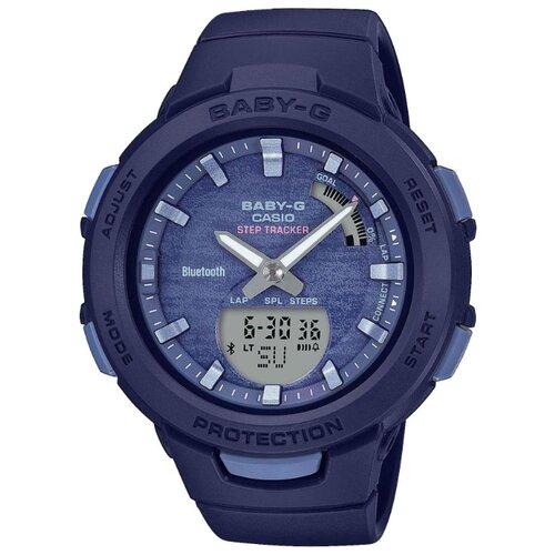Наручные часы CASIO Baby-G BSA-B100AC-2A женские часы casio bsa b100ac 5aer