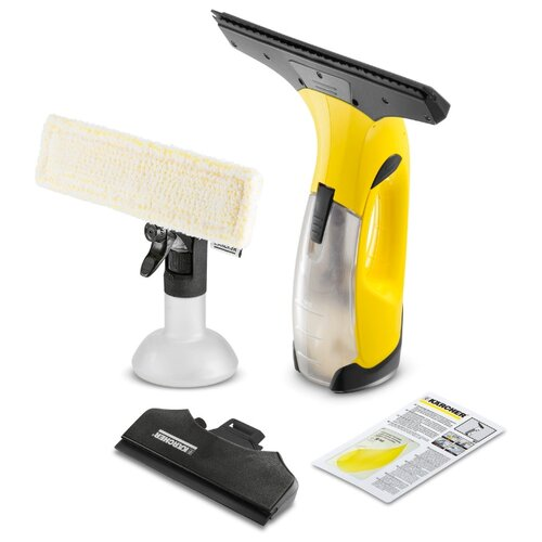 Ручной стеклоочиститель KARCHER WV 2 PLUS N *EU II, желтый желтый
