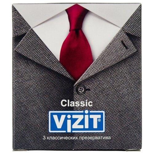 Презервативы Vizit Classic (3 шт.) недорого