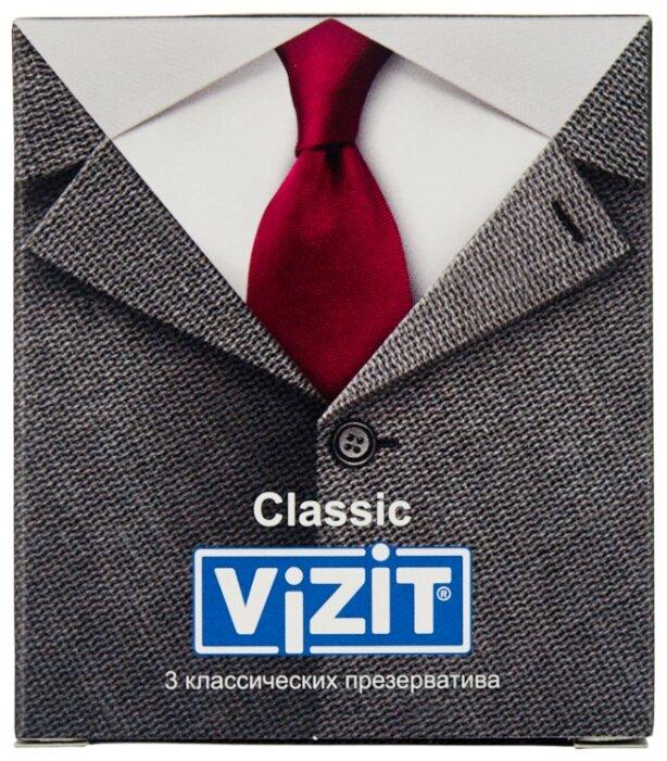Презервативы Vizit Classic