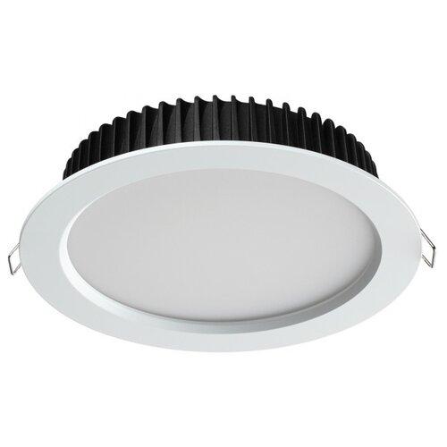 Встраиваемый светильник Novotech Drum 358302 встраиваемый светодиодный светильник novotech drum 357604