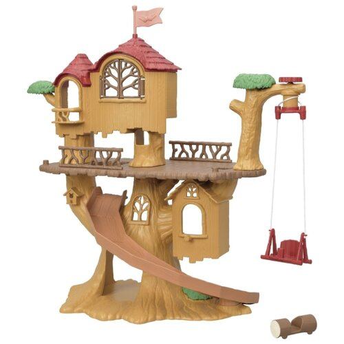 Игровой набор Sylvanian Families Домик на дереве 5450, Игровые наборы и фигурки  - купить со скидкой