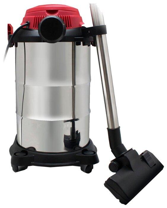 Профессиональный пылесос Ginzzu VS322 1250 Вт