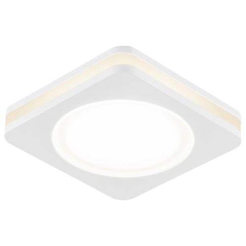 Встраиваемый светильник Elektrostandard DSK80 5W 4200K встраиваемый светодиодный светильник elektrostandard dlr006 12w 4200k ps n 4690389084782