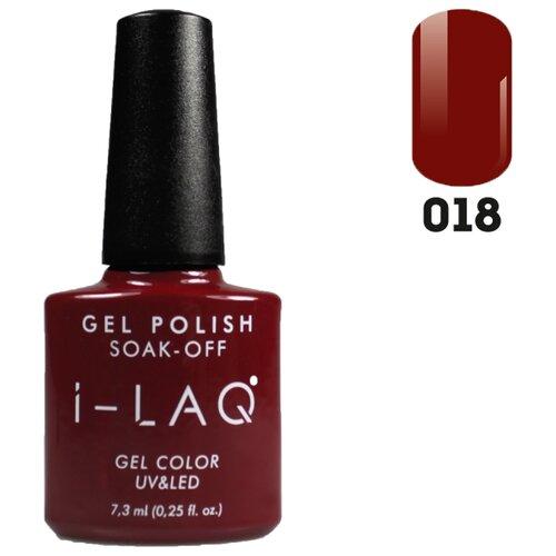 Купить Гель-лак для ногтей I-LAQ Gel Color, 7.3 мл, 018