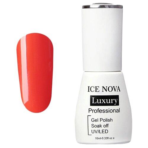 Купить Гель-лак для ногтей ICE NOVA Luxury Professional, 10 мл, оттенок 059 fire