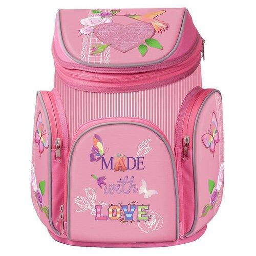 Mag Taller Ранец Boxi With Love, розовый mag taller рюкзак zoom flowers разноцветный