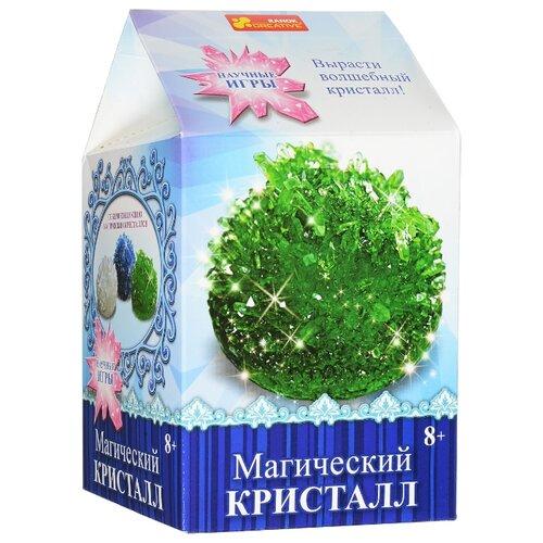 Купить Набор для исследований RANOK CREATIVE Магический кристалл зеленый, Наборы для исследований