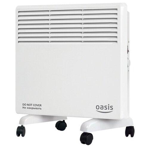 Конвектор Oasis KM-15 белый конвектор oasis ek 20 белый
