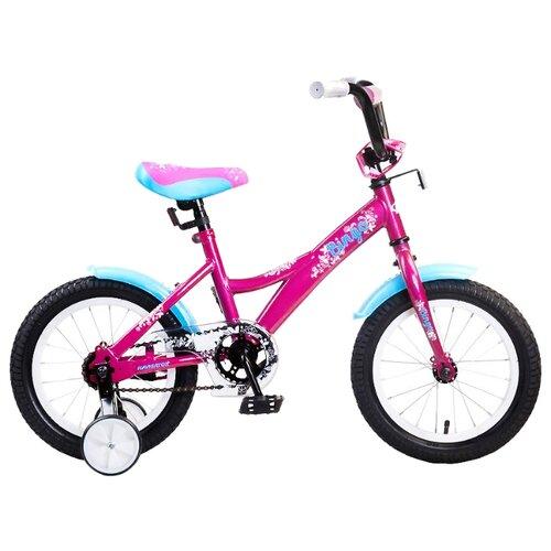 Детский велосипед Navigator Bingo (ВМ14179) розовый (требует финальной сборки) велосипед детский navigator вн20214 basic