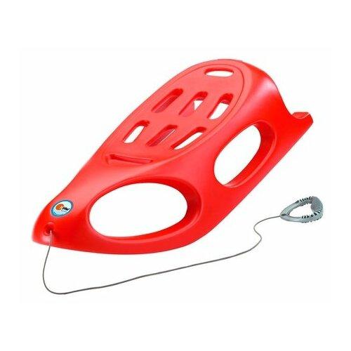 Купить Санки KHW Crazy Bob (2800) красный, Санки и аксессуары