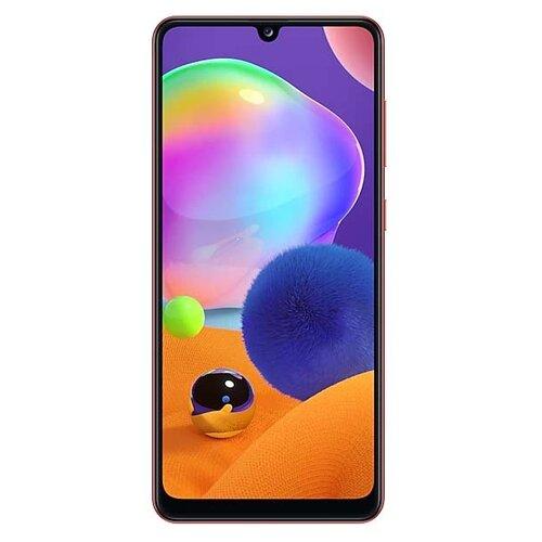 Смартфон Samsung Galaxy A31 64GB красный (SM-A315FZRUSER) смартфон samsung galaxy a30 2019 sm a305f 64gb красный