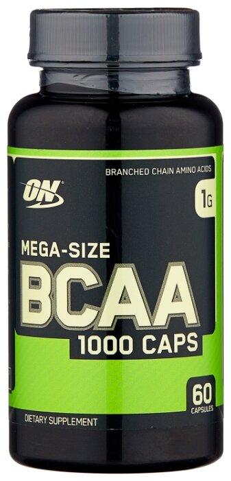 Optimum Nutrition BCAA 1000 • 60 капсул