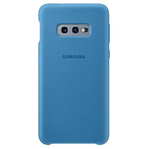 Чехол Samsung EF-PG970 для Samsung Galaxy S10e синий