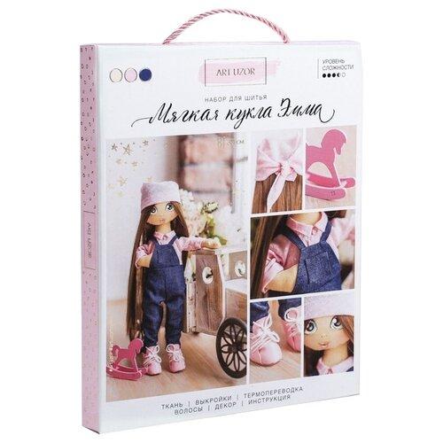 Купить Арт Узор Набор для шитья Интерьерная кукла Эмма (3548671), Изготовление кукол и игрушек