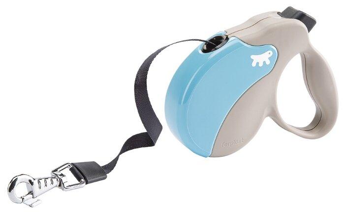 Поводок рулетка для собак Ferplast Amigo tape