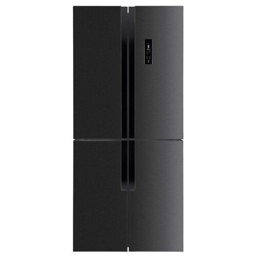 Фото - Холодильник MAUNFELD MFF181NFSB холодильник maunfeld mff176sfw