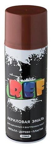 Аэрозольный грунт-наполнитель REF антикоррозийный