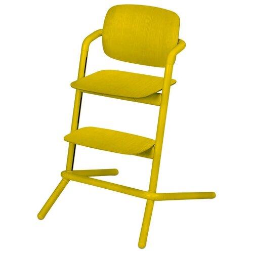 Купить Растущий стульчик Cybex Lemo Wood canary yellow, Стульчики для кормления