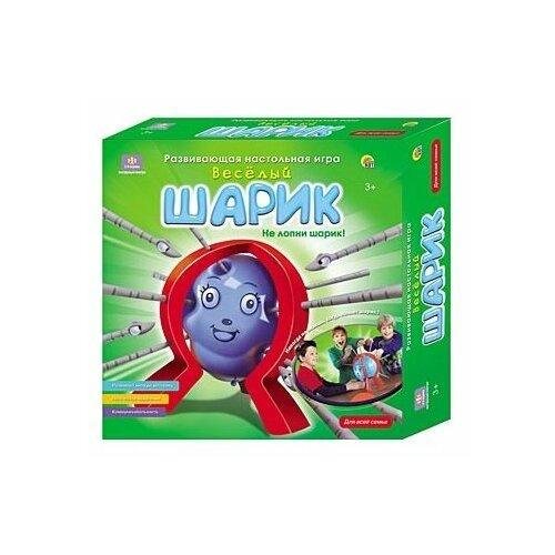 Настольная игра Рыжий кот Весёлый шарик ИН-0408