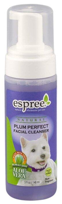 Пенка Espree для умывания собак и кошек Plum Perfect Facial Cleanser, 148 мл