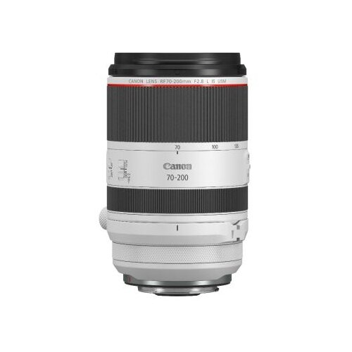 Объектив Canon RF 70-200mm f/2.8L IS USM белый объектив canon ef 70 200mm f 2 8l is iii usm
