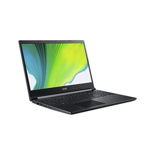 "Ноутбук Acer Aspire 7 A715-41G (/15.6""/1920x1080) (/15.6""/1920x1080)-R4TH (AMD Ryzen 7 3750H 2300MHz/15.6""/1920x1080/8GB/1TB SSD/NVIDIA GeForce GTX 1650 4GB/Без ОС) NH.Q8LER.00C черный"