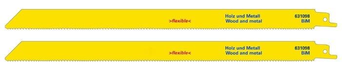 Пильное полотно для сабельной пилы Metabo 631098000