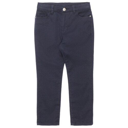 верхняя одежда acoola куртка детская для девочек цвет темно синий размер 98 20220130132 Брюки Acoola размер 98, Темно-голубой