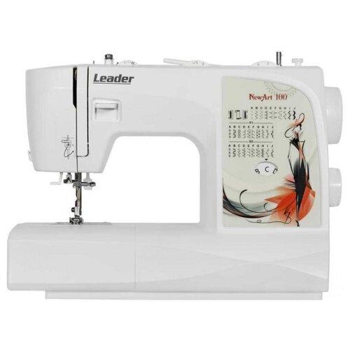 Швейная машина Leader NewArt 100, белый