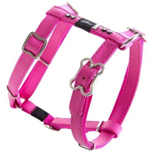 Шлейка Rogz Luna M (SJ503) розовый