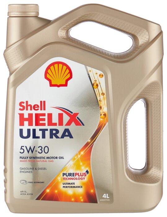 SHELL Helix Ultra 5W-30 4 л