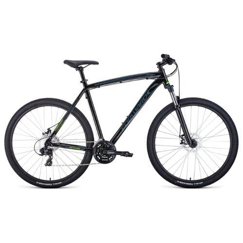 Горный (MTB) велосипед FORWARD Next 29 2.0 Disc (2020) черный 17