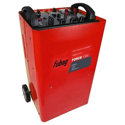 Пуско-зарядное устройство Fubag Force 1300 красный/черный