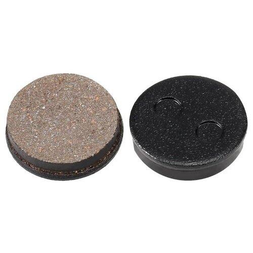 Тормозные колодки для электросамоката Xiaomi 10376, комплект (2 шт.) черный