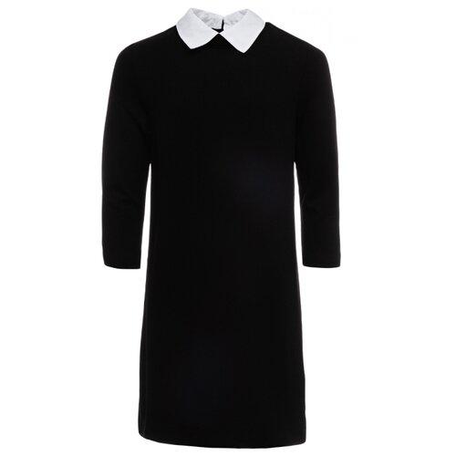 Фото - Платье Button Blue School размер 158, черный платье смена размер 158 80 черный