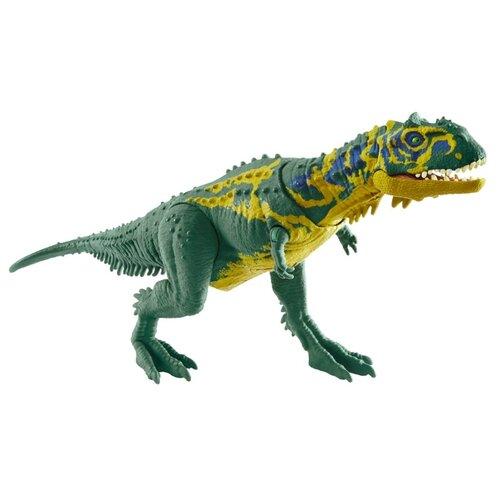 Купить Фигурка Mattel Jurassic World Боевой удар Майюнгазавр GMC95, Игровые наборы и фигурки