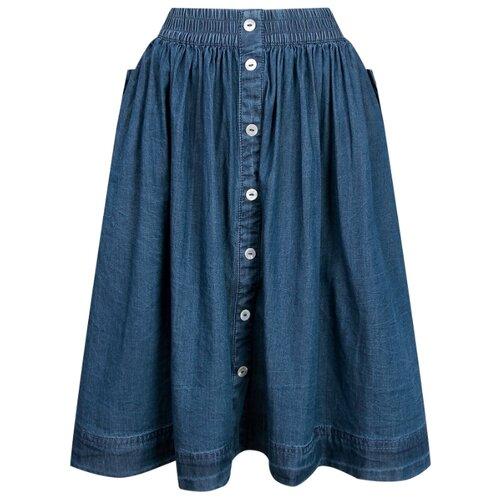 Купить Юбка Molo размер 110-116, синий, Юбки