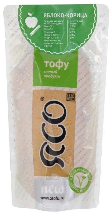 Сырный продукт ЯСО Тофу Яблоко-корица