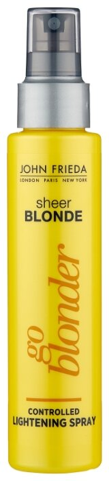 Спрей John Frieda Sheer Blonde Go Blonder